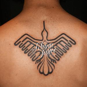 Symmetry Tattoo