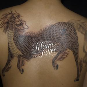 麒麟の刺青