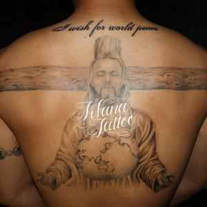 Jesus Tattoo