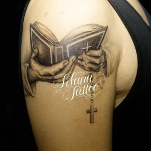聖書のタトゥー