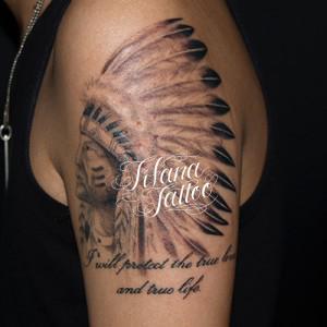 インディアン・タトゥー