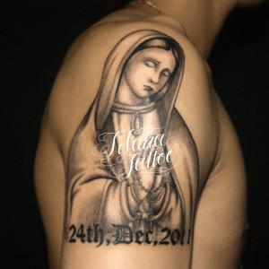 Guadalupe Tattoo