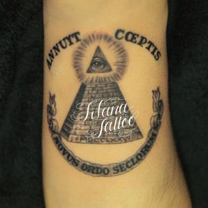 Freemasonry Tattoo
