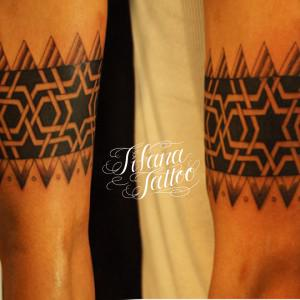 Geometric Design Tattoo