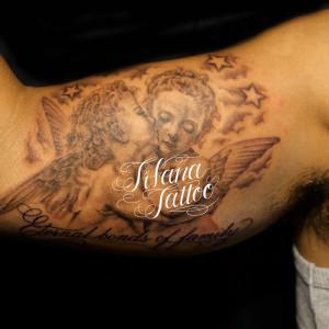天使|エンジェルのタトゥー