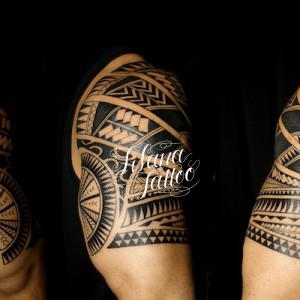Samoa Tribal Tattoo