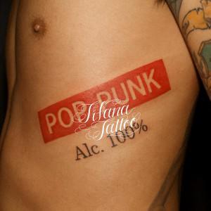 Box Logo Tattoo