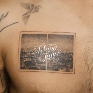 思い出の風景タトゥー